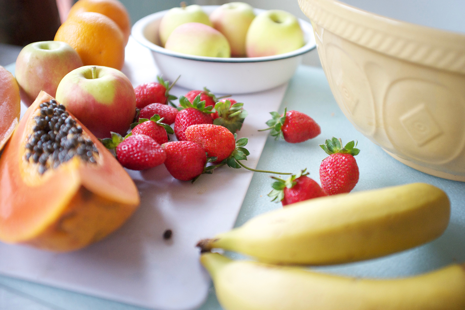 Fresh Ways to Freeze Fruit