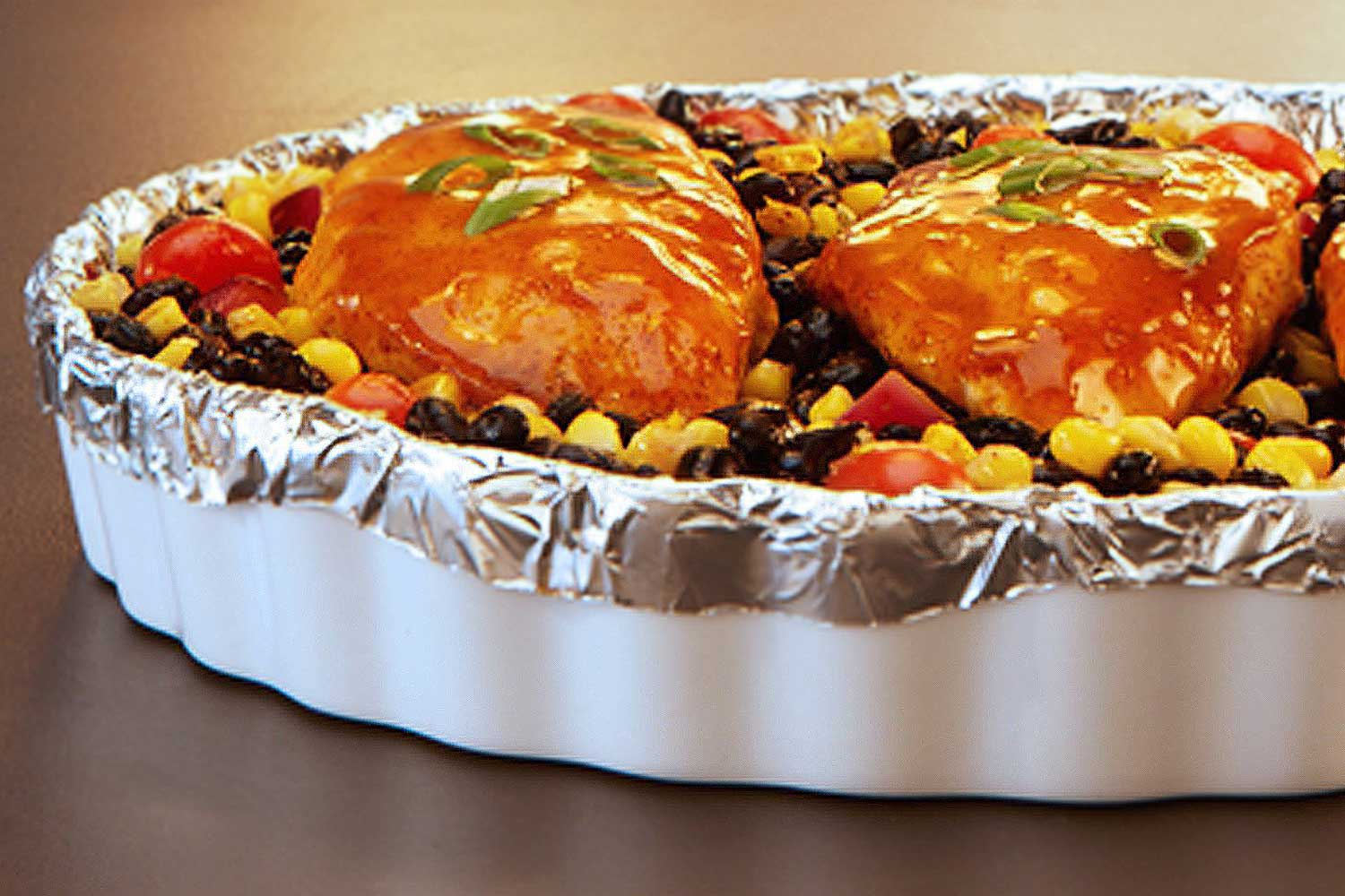 Southwest Chipotle Chicken Recipe